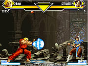 Click to Play Street Fighter Flash