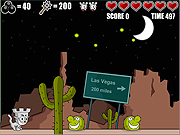Click to Play Castle Cat 3 - The Las Vegas Connection