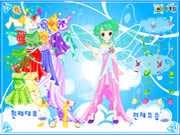 Click to Play Flower and Little Princess Dress Up