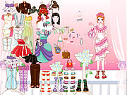 Click to Play Palace Lady Dressup