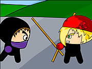 Click to Play Ryo The Ninja Kid: Episode 3