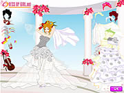 Click to Play My Wedding Day Dressup