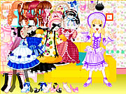Click to Play Sweet Candy Dress Up
