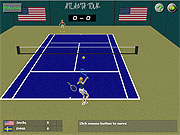 Click to Play Racket Madness