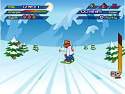 Click to Play Snowboard Master