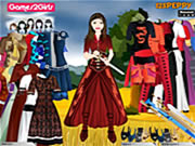 Click to Play Reena Kendo Girl Dressup