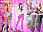 Click to Play Pink Dressup