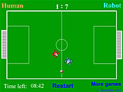 Click to Play Robot Soccer