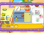 Click to Play Dora's Cooking in La Cucina