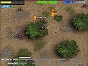 Click to Play 3D Micro Wars