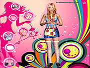 Click to Play Britney Spears in 3D Dressup