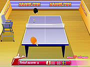 Click to Play Legend of Ping Pong