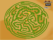 Click to Play Maze Game - Game Play 1: Find The Chicken