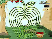 Click to Play Maze Game - Game Play 20