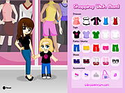 Click to Play Shopping with Mom