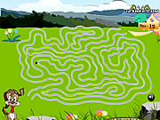 Click to Play Maze Game - Game Play 26