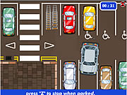 Click to Play Parking Battle of The Sexes