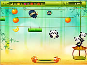 Click to Play Panda Jump