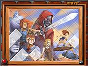 Click to Play Sort My Tiles Thundercats