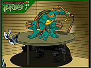 Click to Play Teenage Mutant Ninja Turtles - Mouser Mayhem