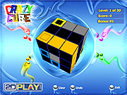 Click to Play Crazy Cube