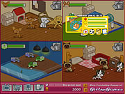 Click to Play Animal Shelter
