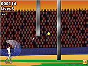 Click to Play Slugger! Baseball