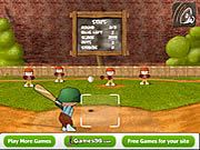 Click to Play Baseball Jam