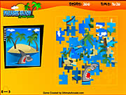 Click to Play Paradise Island Jigsaw Puzzle