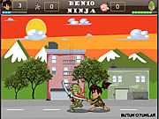 Click to Play Benjo Ninja