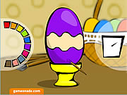 Click to Play Painted Eggs