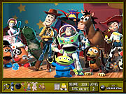 Click to Play Toy Story 3 Hidden Objects