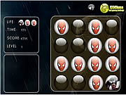 Click to Play Memory Balls - Spiderman