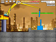 Click to Play Magnet Crane