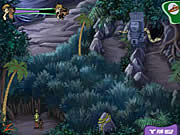 Click to Play Scooby Doo - Creepy Cave-In