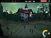 Click to Play Zombies In Da House