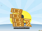 Click to Play Tiki Stacker