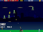 Click to Play Alien Paratroopers