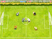 Pet Soccer Play Free Games