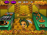 Click to Play Pumpkins And Friends