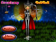 Click to Play Halloween Party Dress Up Game