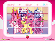 Click to Play My Little Pony - Rotate The Puzzle