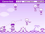 Click to Play Cannon Bods