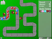 Click to Play Bloons Tower Defense