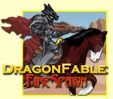 Click to Play DragonFable FireSpawn