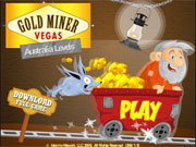 Click to Play Gold Miner Vegas