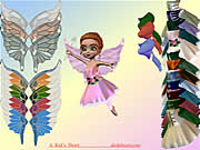 Click to Play Little Fairy Dress Up