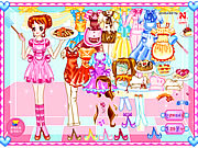 Click to Play Lovely Cook Dressup