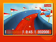 Click to Play Super Slide Challenge