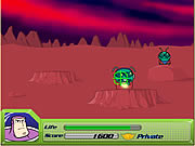 Click to Play Space Ranger: Buzz Lightyear's Galactic Shootout
